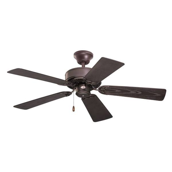 Emerson Summer Night 42-inch Oil Rubbed Bronze Traditional Indoor ...