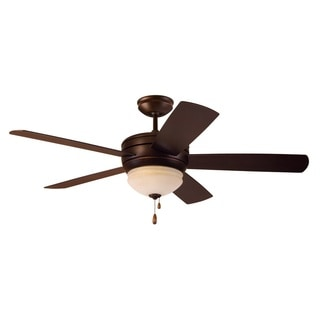 Emerson Summerhaven 52-inch Venetian Bronze Modern Indoor/Outdoor Ceiling Fan