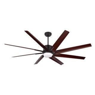 Emerson Aira Eco 72-inch Oil Rubbed Bronze Modern Ceiling Fan