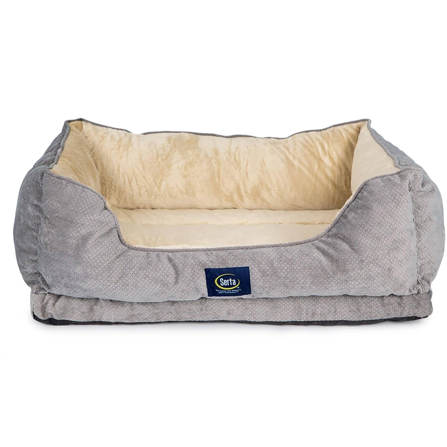 item dog trim icomfort products quilted queen applause height ii applauseiiplush serta mattress plush iiqueen hybrid threshold bed q width