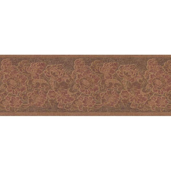 brewster red jacobean floral - photo #34