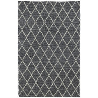 Kosas Home Diamond Looped Wool Rug (5' x 8')