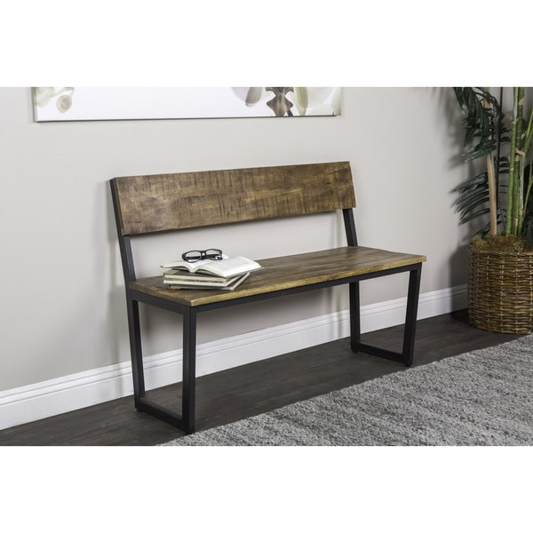 A Room Fit For An Archer: Shop Kosas Home Kosas Home Archer 46-inch Bench