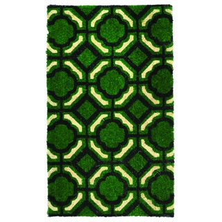 Kosas Home Antonia 18x30 Coir Doormat