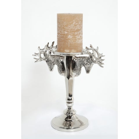 Tabletop Antler Candle Holder