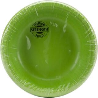 Paper Bowl 20oz 20/PkgFresh Lime