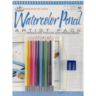 Essentials Artist PackWatercolor Pencil