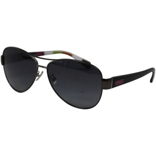 Coach Kristina HC7003 9010/T3 Dark Silver - 59-13-135 mm Sunglasses