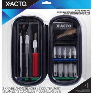XACTO(R) Basic Knife Soft Case Set
