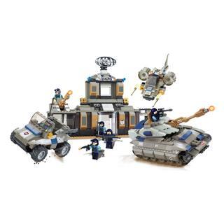 Brictek Desert Base with Tank|https://ak1.ostkcdn.com/images/products/10554717/P17633704.jpg?impolicy=medium