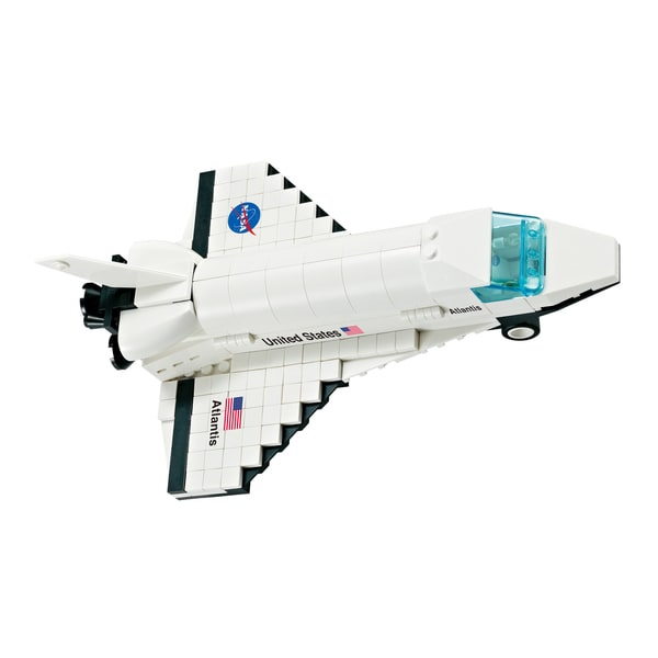 Brictek Nasa Orbiter Atlantis