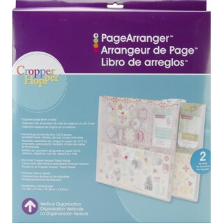 Cropper Hopper Paper Arranger 2/Pkg12.75inX13in