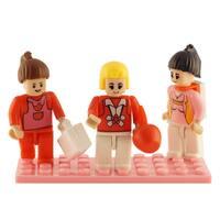 Brictek Imagine 3 Mini-Figurine Set