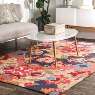 nuLOOM Handmade Carousel Multi Rug (9' x 12)|https://ak1.ostkcdn.com/images/products/10554982/P17633887.jpg?impolicy=medium