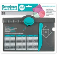Envelope Punch Board6.75inX10.5in