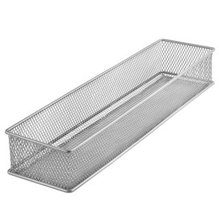 YBM Mesh Drawer Organizer - 3-inch Wide