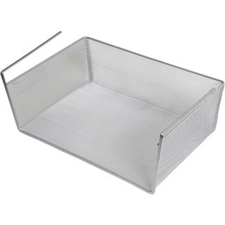 YBM Under-the-Shelf Mesh Storage Basket