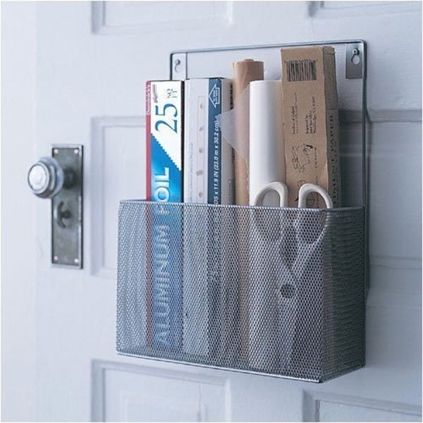 Shop Wall Mount Pantry Caddy Free Shipping On Orders