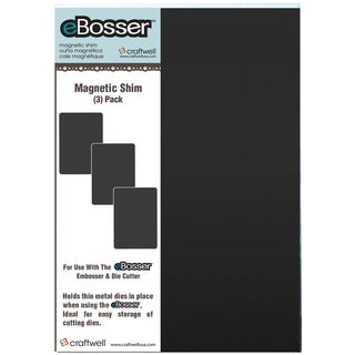 eBosser Magnetic Shims 3/Pkg