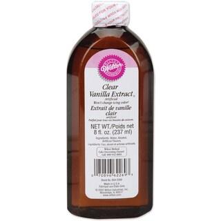 Clear Vanilla Extract8oz