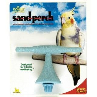 JW Pet Insight T-shaped Sand Perch