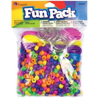 Fun Pack Party Assortment 515/PkgNeon