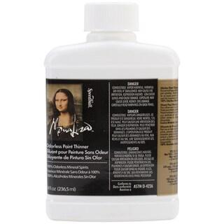 Mona Lisa Odorless Paint Thinner8oz