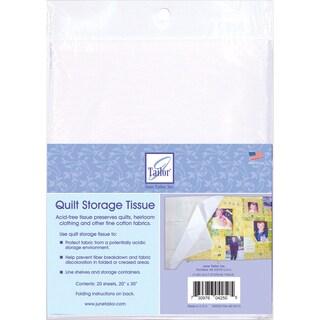 Quilter's Storage Tissue20/Pkg
