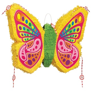 Pinata 19inX23inButterfly PopOut