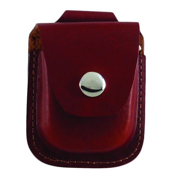 Versil Charles Hubert Brown Leather Holder For Up To 52mm...