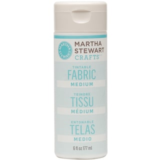 Martha Stewart Tintable Fabric Medium6oz