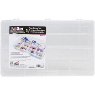 ArtBin Tape Storage Box16.5inX9.75inX3.25in Transparent
