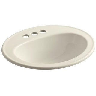 Kohler Pennington Self-rimming Bathroom Sink