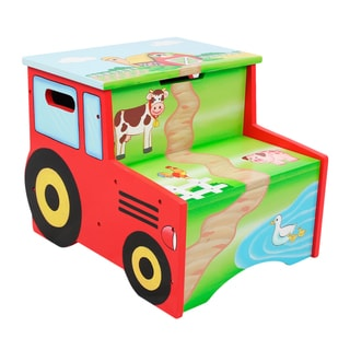 Fantasy Fields Happy Farm Step Stool