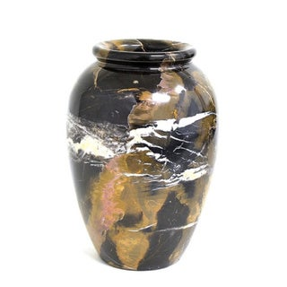 Michelangelo Marble 10 inch Kitchen Vase