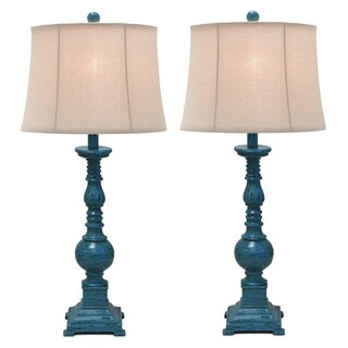 Kiara Polystone Antique-Inspired 31-Inches Pedestal Table Lamp - Set of 2|https://ak1.ostkcdn.com/images/products/10555918/P17634721.jpg?_ostk_perf_=percv&impolicy=medium