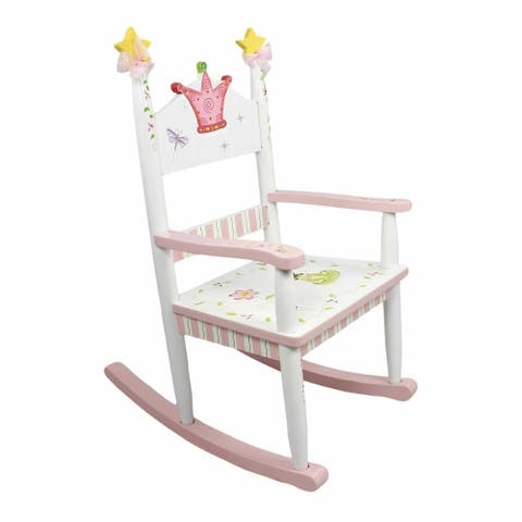 Fantasy Fields Princess and Frog Rocking Chair
