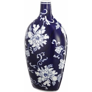 kathy ireland Home 18-inch Ceramic Vase