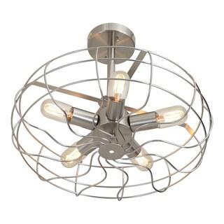 Ozzy Industrial Vintage Ceiling Lamp