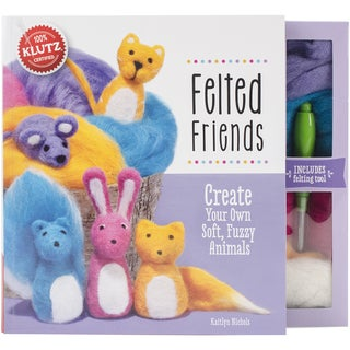 Felted Friends Book Kit