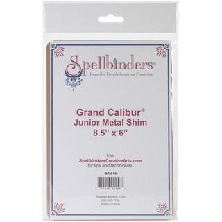 Spellbinders Grand Calibur Junior Metal Shim 8.5inX6in