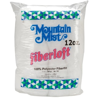 Fiberloft Polyester Stuffing12oz FOB: MI