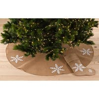 Snowflake Design Holiday Decor