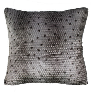 Ponca 24-inch Down and Feather Filled Throw Pillow