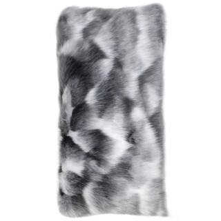 Faux Fur Apache Bolster Pillow