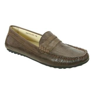 Women's David Tate Carson Brown Glazed Buffalo