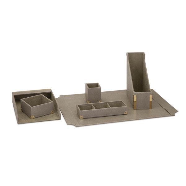 BK Desk Set (Set Of 6)