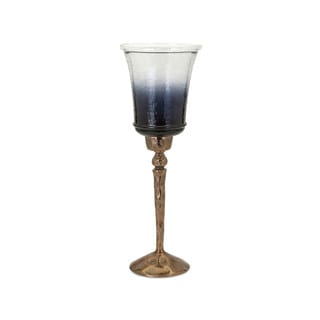 Pollianna Wall Sconce With Glass Hurricane : Pollianna Candle Wall Sconce with Glass Hurricane - Free Shipping Today - Overstock.com - 16718891