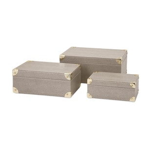 BK Storage Boxes (Set Of 3)