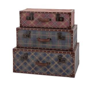 Ski Lodge Suitcase (Set of 3)